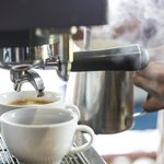 Coffee @ The Boatyard. Photo © Tor Johnson