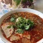 #18 Spicy noodle soup