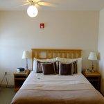 Siler Suite bedroom