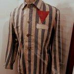 Concentration Camp prisoner uniform