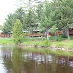 Lake Parlin cabins