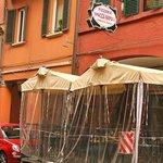 fachada da pizzaria