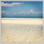 this beach was amazing... heaven is right!! love u Bahamas:)