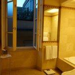 Room 1 bathroom window