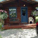 Hatcher Pass Bed & Breakfast Cabin #2