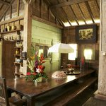 Rumah Java - dining area