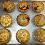 Our famous fruit pies