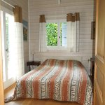 Bedroom - BnB Atelier de St. Maurice - Sep 1 2012