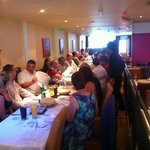 Just Curry Andover Networking - first birthday celebration meal