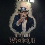 County Grill & Smokehouse wall decoration