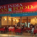 LIVE INDIA BIGGEST INDIAN RESTAURANT IN LAMAI KOH SAMUI
