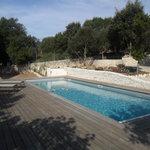 La piscine Casa Martini
