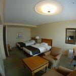 16. floor, Deluxe-room
