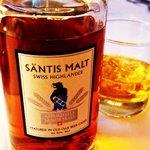 Swiss single malt whisky