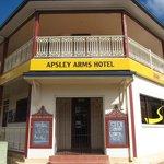 Apsley Arms Hotel Walcha, NSW
