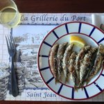 Photo of La grillerie de sardines
