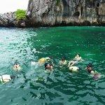 ดำน้ำสนุกมาก