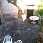 Chambre avec vue sur jardin d'après réservation