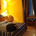 Kennedy Hotel Room