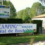Photo de Camping Val de Boutonne