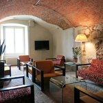 Hotel An Der Aare: Cosy Guest Lounge