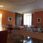 Hotel An Der Aare: Breakfast Room