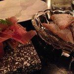 air dried tuna & beef/cinnamon turnovers