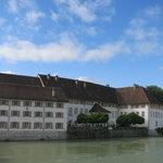 Hotel An Der Aare: Exterior of Historic Complex