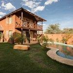 Private Swimming pool & Garden