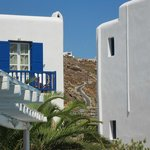 Sunrise Hotel, Mykonos, aug 2012