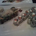 Lots of Sushi cheap during Snack Hour
