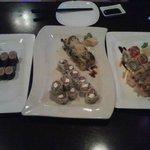 Even more half price sushi