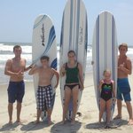 Carolina School of Surf - OIB '13