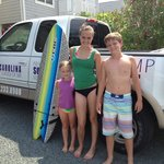 Great Surfing Experience - OIB '13