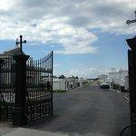 Cemetery stop