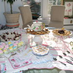 Private Tea Party at the Ambrosia Inn