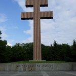 Altra vista dell Croce di Lorena - 20 metri