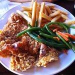 Crunch Grouper / Shrimp