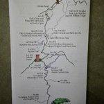 El Yunque Map