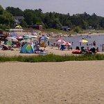 Balm Beach (always a sunny day!)