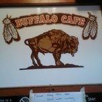 Welcome to the Buffalo Cafe
