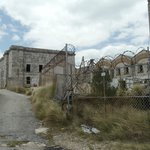 Abandoned Casemate Barracks at the end of the rampart