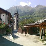 Le village Ste Foy Tarentaise