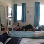 Southern Breeze Lodge's very comfortable room no. 4