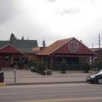 Two Guns Distillery, on Harrison Avenue, in beautiful Leadville, Colorado!