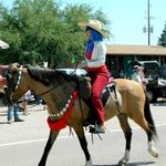 Arivaca 4th July Parade....A HOOT!
