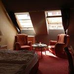 Rum 313 som var väldigt ett väldigt varmt rum