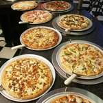 Delicious Pizza, and Gluten Free Options