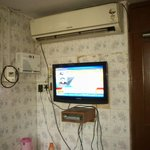 TV and A/C