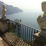 View from Villa Cimbrone